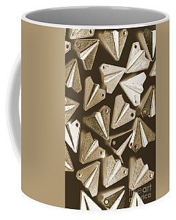 Patterned In Aviation Coffee Mug