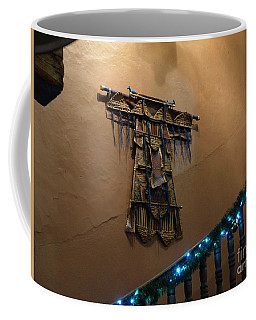 Coffee Mug featuring the photograph Patzcuaro Wall Hanging by Rosanne Licciardi