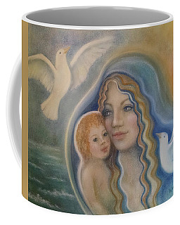 Peace Mother Coffee Mug