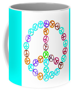 Peace United Coffee Mug