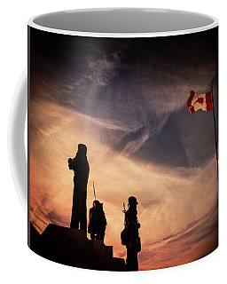 Peacekeepers Coffee Mug