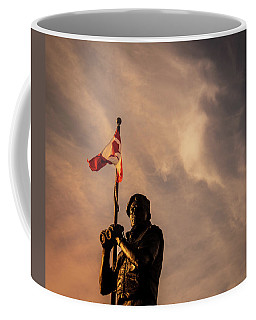 Peacekeeping Coffee Mug