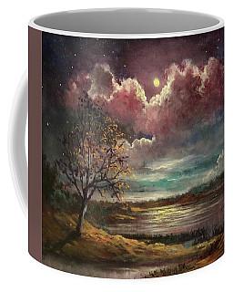 Pearl Of The Night Coffee Mug