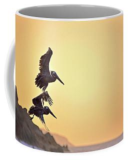 Pelican Down Coffee Mug