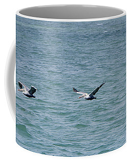 Pelican Flight Coffee Mug