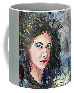 Holly Coffee Mug