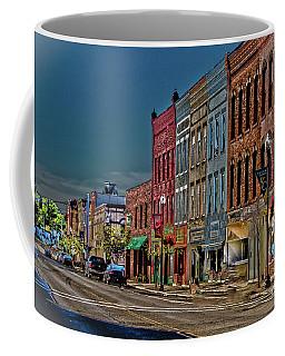 Coffee Mug featuring the photograph Penn Yan by William Norton