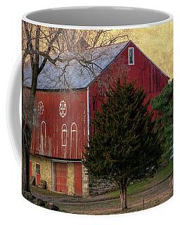 Pennsylvania Vintage Barn  Coffee Mug
