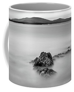 Coffee Mug featuring the photograph Penobscot Bay Tranquility by Rick Berk