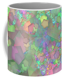 Pentagon Complex Remix One Coffee Mug