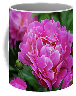 Peony Season Coffee Mug