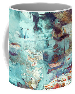 Perfect Morning - Large Contemporary Abstract Painting Coffee Mug