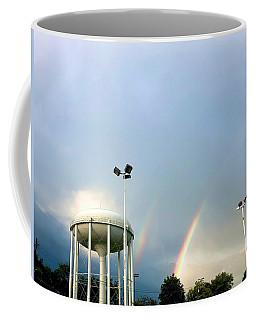 Perry Hall Double Rainbow Coffee Mug