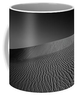 Perry Sandhills Black And White Coffee Mug