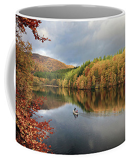 Coffee Mug featuring the photograph Perthshire Autumn by Grant Glendinning