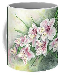 Peruvian Lilies Coffee Mug