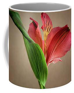 Peruvian Lily Coffee Mug