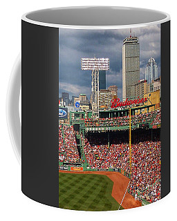 Peskys Pole At Fenway Park Coffee Mug
