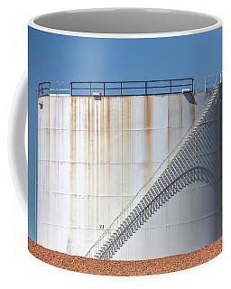 Petroleum Tank Coffee Mug