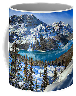 Peyto Lake T-shirt Coffee Mug