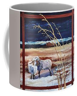 Phil And Alice Navajo Sheep    38 Coffee Mug
