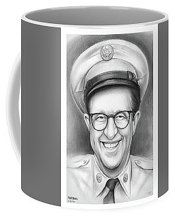Phil Silvers As Sgt Bilko Coffee Mug