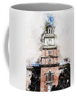 Philadelphia Independence Hall - 01 Coffee Mug