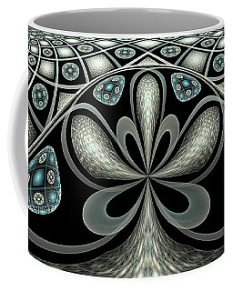 Coffee Mug featuring the digital art Philemon by Missy Gainer
