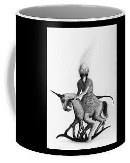 Philippa The Crackling Rider - Artwork  Coffee Mug