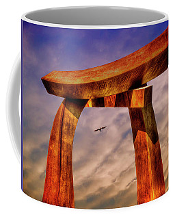 Pi In The Sky Coffee Mug