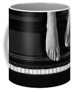 Piano #0215az Coffee Mug