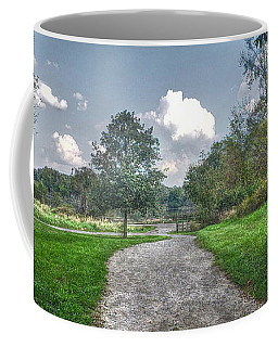 Pickerington Ponds Walkway Coffee Mug