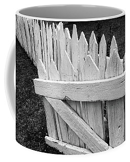 Pickett Fence Coffee Mug