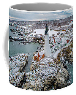 Picturesque Maine  Coffee Mug