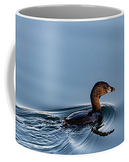 Pied-billed Grebe Coffee Mug