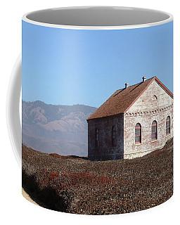 Piedras Blancas - Fog Signal Building Coffee Mug