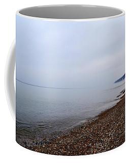 Pier Cove With Stoney Beach 1.0 Coffee Mug