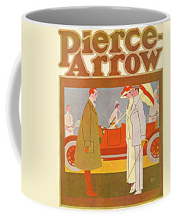 Pierce-arrow Advertisement Coffee Mug