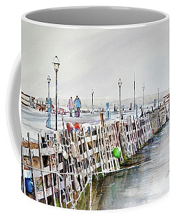 Piers To Be Cold Coffee Mug