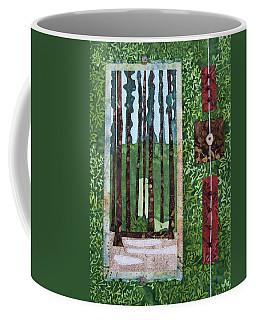 Pine Forest Tall Coffee Mug