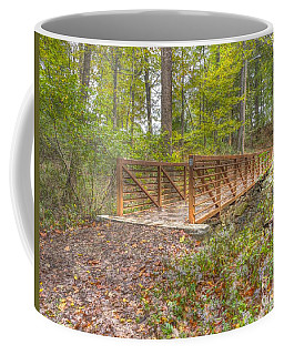 Pine Quarry Park Bridge Coffee Mug