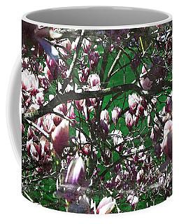 Pink Bush Coffee Mug