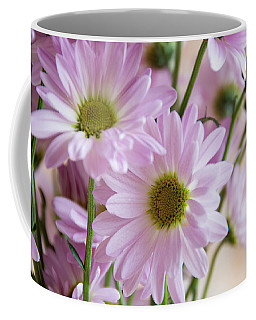 Pink Daisies-1 Coffee Mug