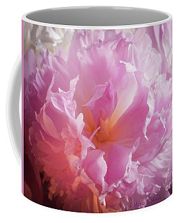 Pink Flowers No. 77 Coffee Mug