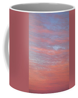 Pink In The Sky Coffee Mug