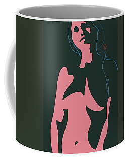 Pink Nude Coffee Mug