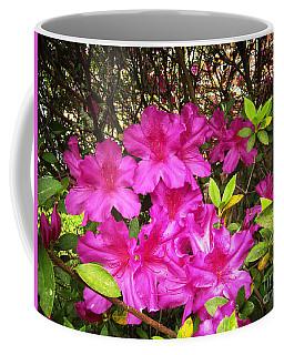 Pink Outside Coffee Mug