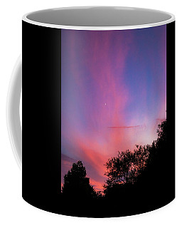 Pink Whisps Coffee Mug