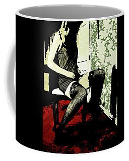 Pinstripes Coffee Mug
