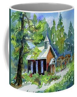 Pioneer Union Church Coffee Mug